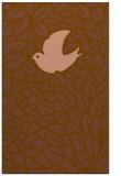 rug #641593 |  brown animal rug