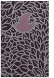 rug #641685    purple animal rug