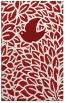 rug #641697 |  red animal rug