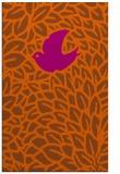rug #641713 |  red-orange animal rug