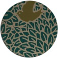 rug #641923 | round animal rug