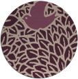 rug #641962 | round graphic rug
