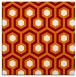 rug #642697   square orange popular rug