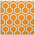 rug #642849   square light-orange retro rug