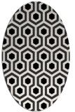 rug #642862 | oval popular rug