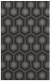 rug #643357 |  mid-brown retro rug