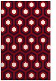 rug #643449 |  red popular rug