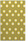 rug #643509    yellow popular rug