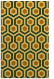 rug #643513 |  light-orange retro rug