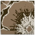rug #646177 | square mid-brown popular rug