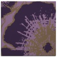 rug #646257   square purple abstract rug