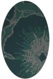 rug #646506   oval abstract rug