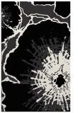rug #646733 |  white abstract rug