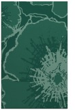 rug #646785 |  blue-green natural rug