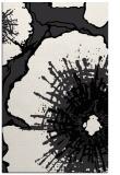 rug #647001 |  white abstract rug