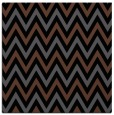 rug #647793 | square black stripes rug