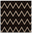 rug #647797 | square black retro rug