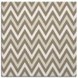 rug #647925 | square mid-brown popular rug