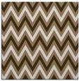 rug #647937 | square beige retro rug