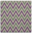 rug #647965 | square purple popular rug