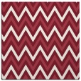 rug #647997 | square pink rug