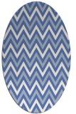 rug #648177   oval stripes rug