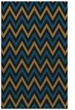 rug #648509 |  brown stripes rug