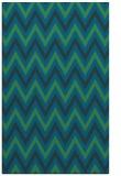 rug #648569    blue stripes rug