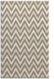 rug #648629 |  white stripes rug