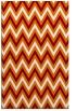 rug #648681 |  orange popular rug