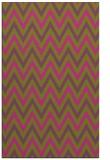 rug #648817 |  light-green stripes rug