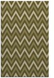 rug #648821 |  light-green stripes rug