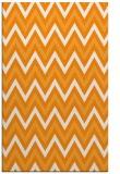 rug #648833    light-orange retro rug