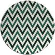 rug #648974 | round stripes rug