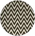 rug #649020 | round stripes rug