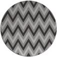 rug #649043 | round stripes rug