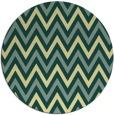 rug #649046 | round stripes rug