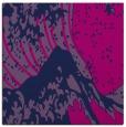 rug #649573 | square pink rug
