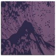 rug #649641 | square purple graphic rug