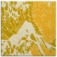 rug #649833   square yellow natural rug
