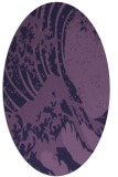 rug #649995 | oval graphic rug