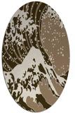 rug #650050 | oval popular rug