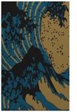 midnight surf rug - product 650269