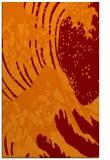 rug #650437 |  orange natural rug