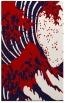 rug #650489 |  red rug