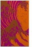 rug #650513    red-orange graphic rug