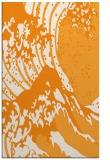 rug #650593 |  light-orange graphic rug