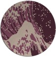 rug #650757 | round natural rug