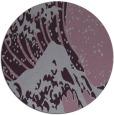 rug #650840 | round graphic rug