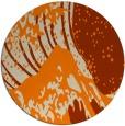 rug #650920 | round graphic rug